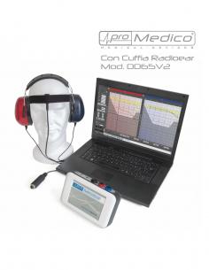Audiometro USB 820-PRO da...