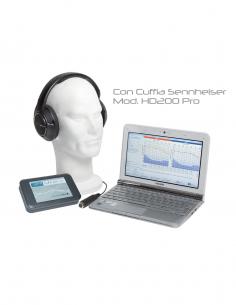 Audiometro USB 600-PRO-X da...