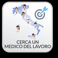 Mappa Italia Collaborazione Medici del Lavoro