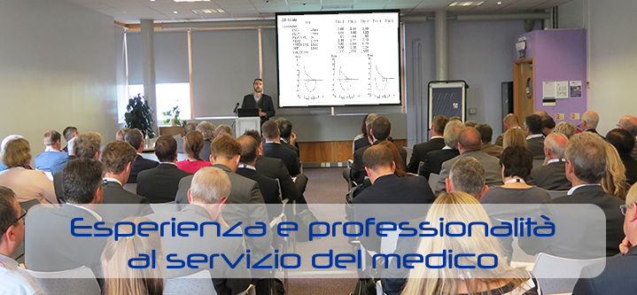 Esperienza professionale a servizio del medico