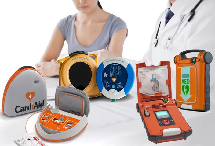 Defibrillatore Semiautomaico