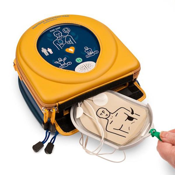 heartsine samaritan pad 350p con case