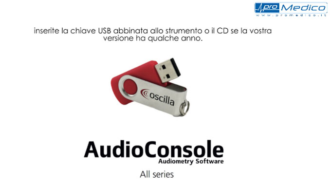 Tutorial Audiometro Oscilla USB Pen