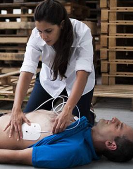 Defibrillatore Semiautomatico Promedico