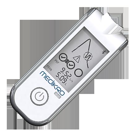 Spirometro Medikro Duo 2
