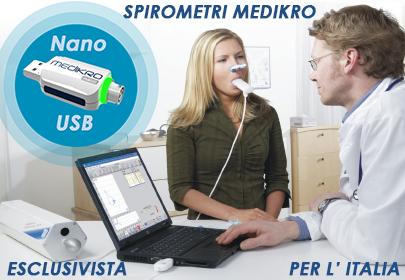 Tutorial per l'installazione e configurazione dell Spirometro Medikro Nano